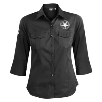 Camicia Da donna con 3/4 maniche AMENOMEN - CHURCH OF SATAN, AMENOMEN