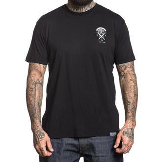 t-shirt hardcore uomo - SKI CLUB - SULLEN, SULLEN
