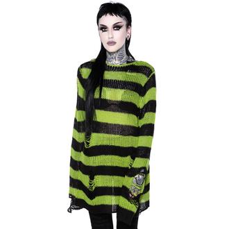Maglione da donna KILLSTAR - Slimer Distress Knit Sweater, KILLSTAR