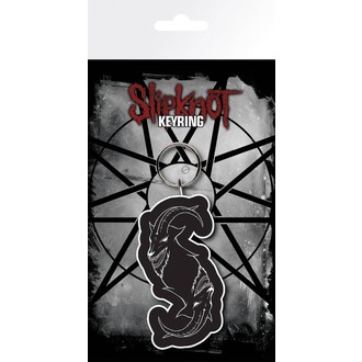 portachiavi (pendente) SLIPKNOT - GB posters, GB posters, Slipknot