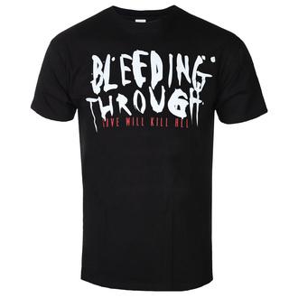 t-shirt metal uomo Bleeding Through - LOVE WILL KILL ALL - PLASTIC HEAD, PLASTIC HEAD, Bleeding Through