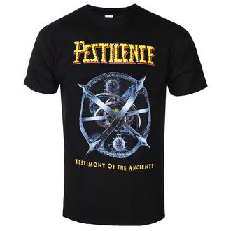 t-shirt metal uomo Pestilence - TESTIMONY OF THE ANCIENTS 2 - PLASTIC HEAD, PLASTIC HEAD, Pestilence