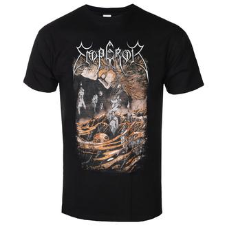 t-shirt metal uomo Emperor - WITH STRENGTH I BURN - PLASTIC HEAD, PLASTIC HEAD, Emperor