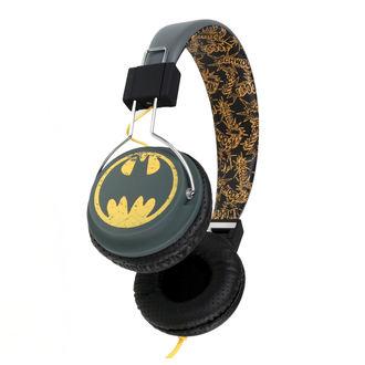 Cuffie Batman - Vintage Logo, NNM