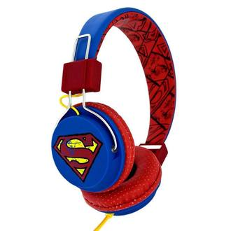 Cuffie Superman - Vintage Logo, NNM, Superman