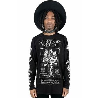 Camicia unisex con una manica lunga KILLSTAR - Solitario, KILLSTAR