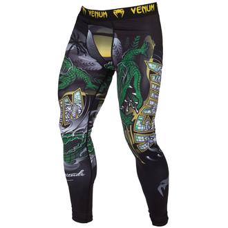 Leggings da allenamento VENUM - Crocodile - Nero / verde, VENUM