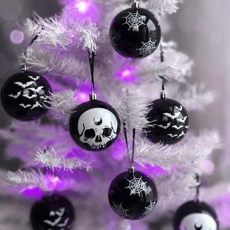 Palline di Natale (decorazione) KILLSTAR - Spooky - Hexmas Palline, KILLSTAR