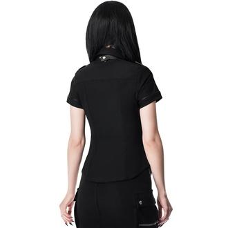 Camicia da donna KILLSTAR - Squadron - NERO, KILLSTAR