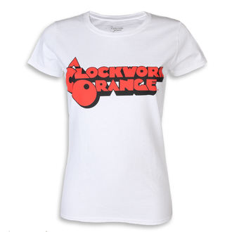 t-shirt film donna Clockwork Orange - LOGO - PLASTIC HEAD, PLASTIC HEAD, Clockwork Orange