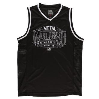 maglia uomo pallacanestro METAL MULISHA - CREST JERSEY, METAL MULISHA