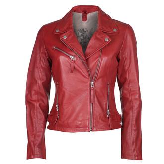 Giacca metal da donna GGPasja W20 LNV - red, NNM