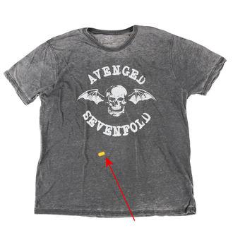 t-shirt metal uomo Avenged Sevenfold - Deathbat - ROCK OFF, ROCK OFF, Avenged Sevenfold