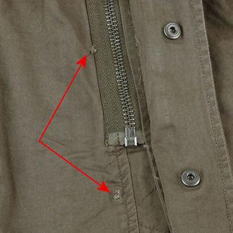 giacca primaverile / autunnale - Delta Britannia - SURPLUS, SURPLUS