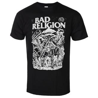 Maglietta da uomo Bad Religion - Wasteland - Nero - 20109826