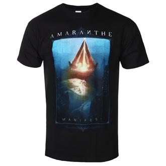 Maglietta da uomo Amaranthe - Manifest Cover, NNM, Amaranthe