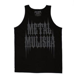 top Uomo METAL MULISHA - STAMP BLK, METAL MULISHA