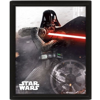 Immagine 3D - STAR WARS - VADER VS SKYWALKER - PYRAMID POSTERS, PYRAMID POSTERS, Star Wars