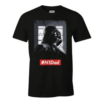 t-shirt film uomo Star Wars - N1 DAD - LEGEND, LEGEND, Star Wars