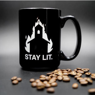 Tazza BLACK CRAFT - Stay Lit, BLACK CRAFT