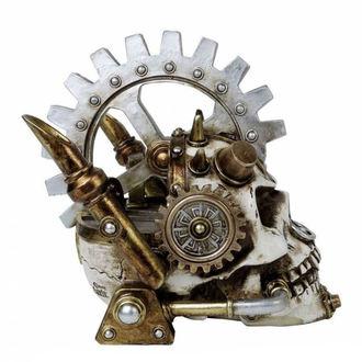 Decorazione ALCHEMY GOTHIC - Steamhead Skull, ALCHEMY GOTHIC