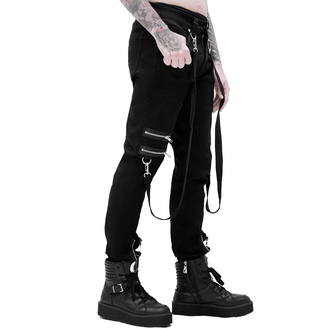 Pantaloni da uomo KILLSTAR - Steele Bondage, KILLSTAR