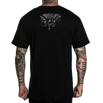 Maglietta da uomo SULLEN - PRUDENTE - NERO, SULLEN