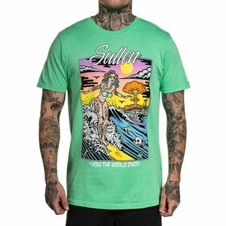Maglietta da uomo SULLEN - END OF THE WORLD, SULLEN