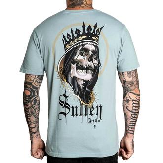 Maglietta da uomo SULLEN - SCHULTE KING - GRIGIO, SULLEN