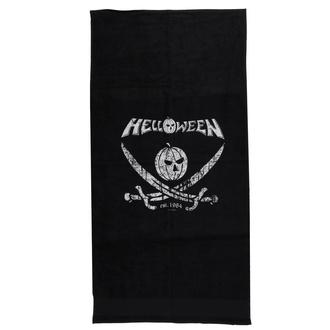 Asciugamano (bagno asciugamano) HELLOWEEN - Pirate - NUCLEAR BLAST, NUCLEAR BLAST, Halloween
