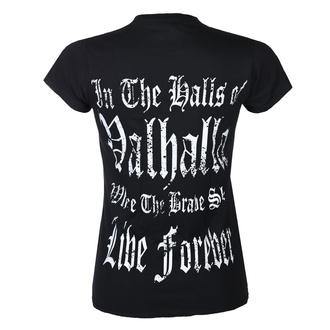 Maglietta da donna VICTORY OR VALHALLA - Martello di Thor, VICTORY OR VALHALLA