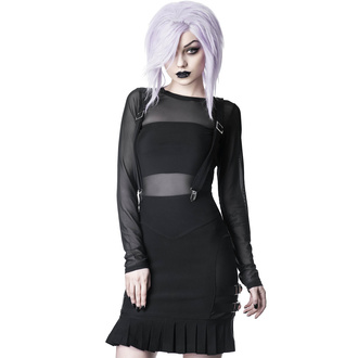 Gonna da donna KILLSTAR - Synth Suspender - NERO, KILLSTAR