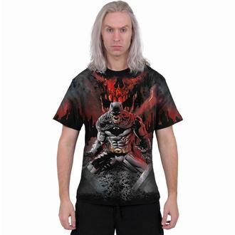 Maglietta da uomo SPIRAL - Batman - ASYLUM WRAP - Nero, SPIRAL, Batman