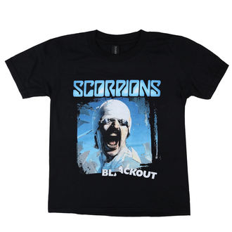 t-shirt metal bambino Scorpions - Blackout - LOW FREQUENCY, LOW FREQUENCY, Scorpions