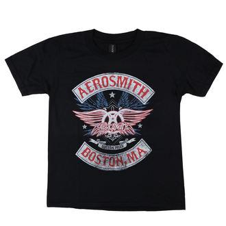 t-shirt metal donna Aerosmith - Boston Pride - LOW FREQUENCY, LOW FREQUENCY, Aerosmith