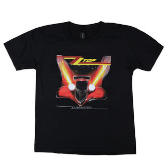 t-shirt metal bambino ZZ-Top - Eliminator - LOW FREQUENCY, LOW FREQUENCY, ZZ-Top