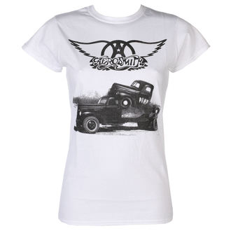 t-shirt metal donna Aerosmith - Pump - LOW FREQUENCY - AETS08020G