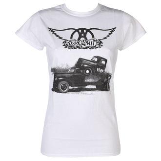 t-shirt metal donna Aerosmith - Pump - LOW FREQUENCY, LOW FREQUENCY, Aerosmith