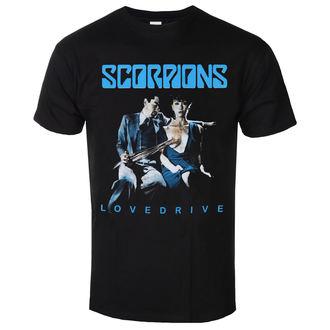 t-shirt metal uomo Scorpions - Lovedrive - LOW FREQUENCY, LOW FREQUENCY, Scorpions