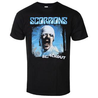 t-shirt metal uomo Scorpions - Blackout - LOW FREQUENCY, LOW FREQUENCY, Scorpions