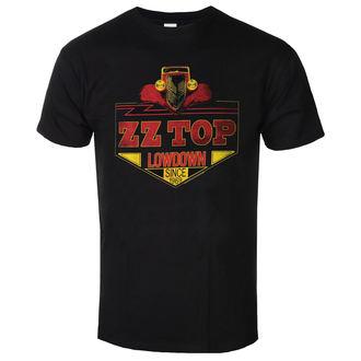 t-shirt metal uomo ZZ-Top - Lowdown - LOW FREQUENCY, LOW FREQUENCY, ZZ-Top