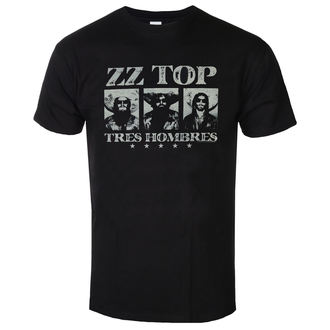 t-shirt metal uomo ZZ-Top - Tres Hombres - LOW FREQUENCY, LOW FREQUENCY, ZZ-Top