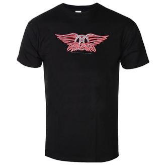 t-shirt metal uomo Aerosmith - Logo - LOW FREQUENCY, LOW FREQUENCY, Aerosmith
