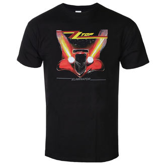 t-shirt metal uomo ZZ-Top - Eliminator - LOW FREQUENCY, LOW FREQUENCY, ZZ-Top