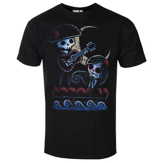 Maglietta da uomo AKUMU INK - Drifting into the Moonlight, Akumu Ink