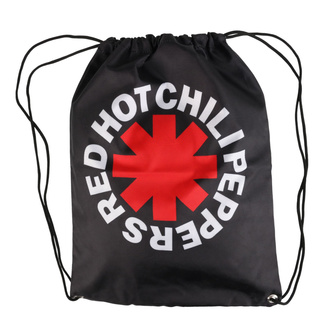 Sackpack (zaino) RED HOT CHILI PEPPERS - ASTERISK, NNM, Red Hot Chili Peppers