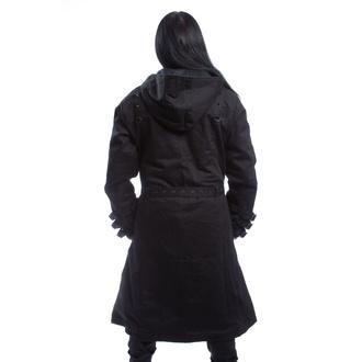 Cappotto da uomo HEARTLESS - TARQUIN - NERO, HEARTLESS