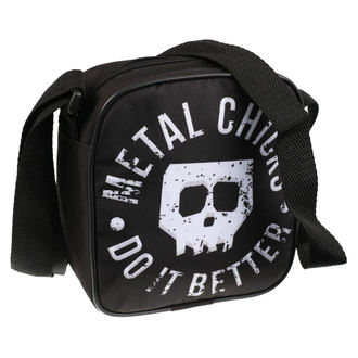 Borsa METAL CHICKS DO IT BETTER, METAL CHICKS DO IT BETTER