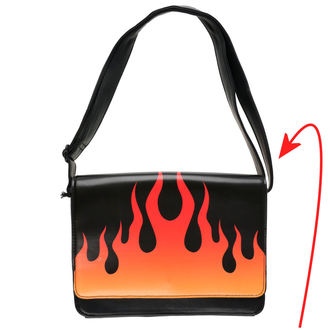 borsa  IRON FIST - Fire Sign - Nero - IFW05069 - DANNEGGIATO, IRON FIST