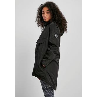 Giacca da donna URBAN CLASSICS - Pull Over Jacket - nero, URBAN CLASSICS